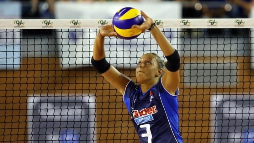 Volley: A1 Femminile, UYBA dopo Diouf arriva Noemi Signorile