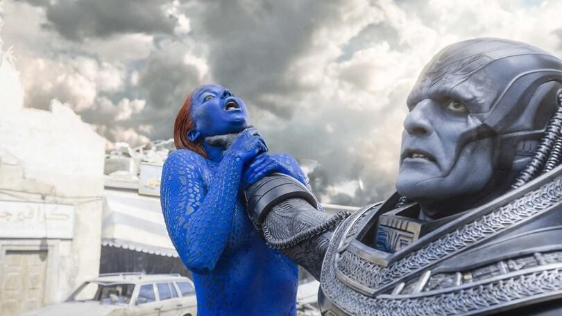 Ecco il video della traumatica trasformazione di James McAvoy per X-Men: Apocalisse