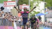 Giro d'Italia, 11ª tappa: 2ª vittoria per Diego Ulissi