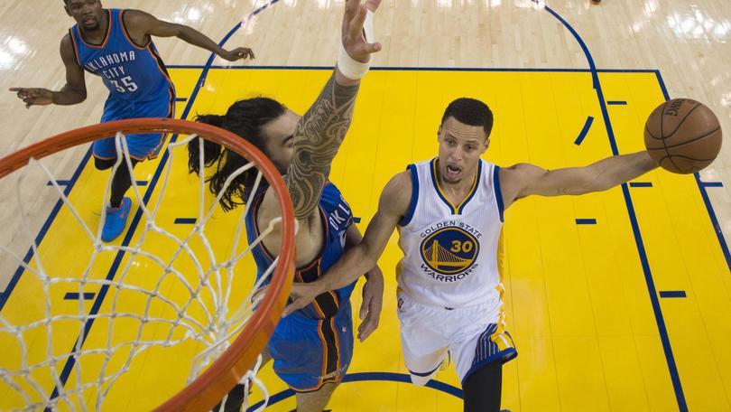 Curry scuote i Warriors, pareggio Golden State