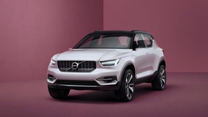 Volvo, arrivano SUV e crossover compatte