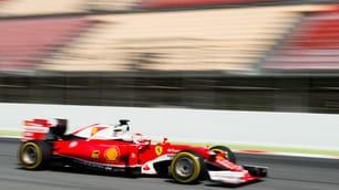 F1 Ferrari, Fuoco: «Buon lavoro, tanti giri»