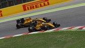 F1 Renault, Magnussen si scusa con Palmer