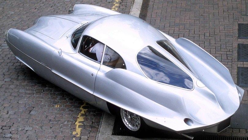 Alfa Romeo BAT, le supercar mai nate