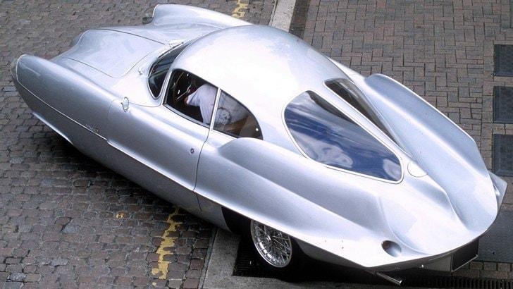 Alfa Romeo, le BATmobili degli anni '50