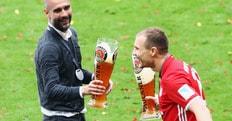 Coppa di Germania: Guardiola e Bayern avanti sul Dortmund