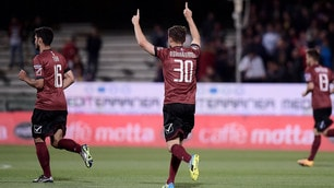 Salernitana-Como 1-0, decide Donnarumma