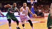 Basket Serie A, Reggio Emilia raddoppia