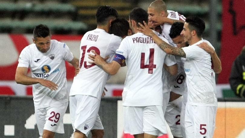 Serie B, retrocede il Livorno. Spareggio Salernitana-Lanciano. Trapani 3°, Bari ko. Pescara scavalcato