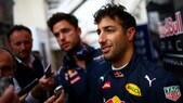 F1 Red Bull, Ricciardo: «La delusione in Spagna brucia ancora»