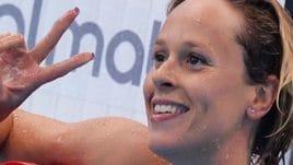 Europei nuoto, Pellegrini d'oro nei 200 stile libero