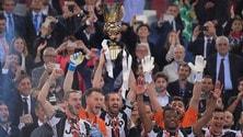 Coppa Italia, albo d'oro: bis della Juventus
