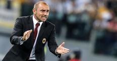 Coppa Italia Milan, Brocchi: «Voglio restare su questa panchina»