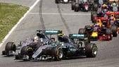 F1 Villeneuve: «Rosberg ha sbagliato al 100%»