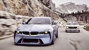 BMW 2002 Hommage, omaggio alla Turbo