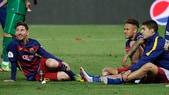 Clamoroso Messi-Suarez-Neymar: 40 gol in più della Roma
