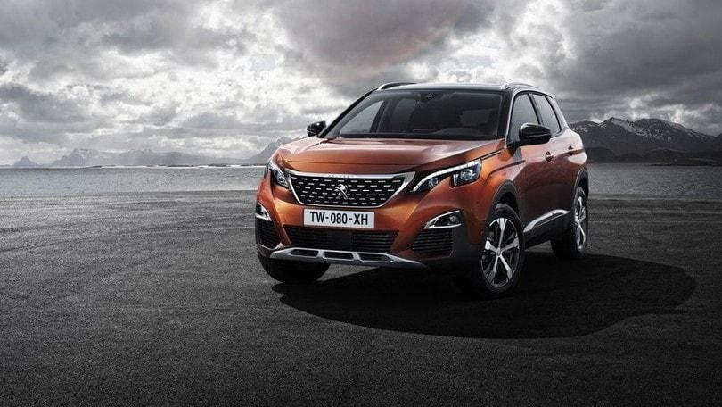 Nuova Peugeot 3008, addio crossover, arriva il SUV
