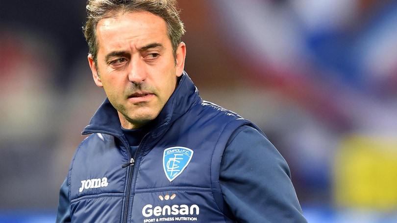 Calciomercato la Sampdoria ha scelto, sarà Giampaolo l'allenatore