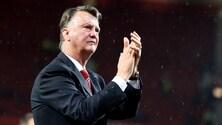 Manchester United, ufficiale: Van Gaal esonerato