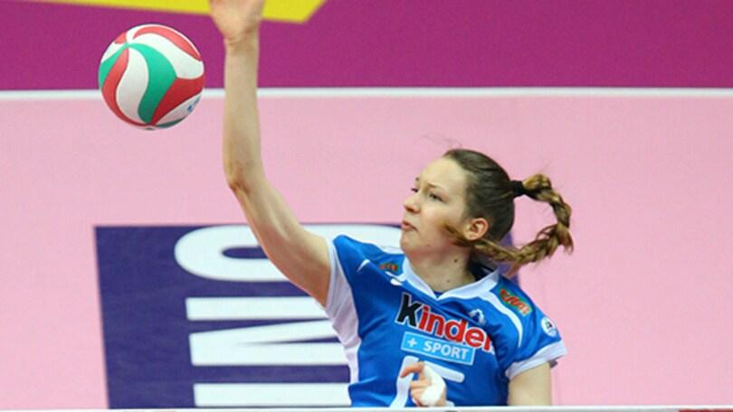 Volley: A1 Femminile, Beatrice Berti una centrale per Busto