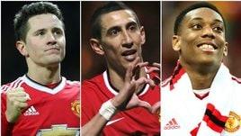 Manchester United, ciao Van Gaal: ecco come ha speso 320 milioni sul mercato