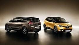 Nuova Renault Grand Scénic: foto