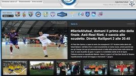 Calcio a 5: si apre la serie scudetto tra Asti e Rieti