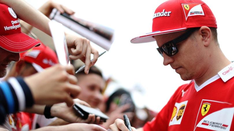 F1, Raikkonen: «Partenza fondamentale a Monaco»