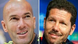 Champions League, sabato la finale Real-Atletico a San Siro. Zidane e Simeone, filosofie opposte