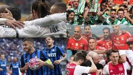 In Italia solo l'Inter, in Europa? Le 20 squadre mai retrocesse