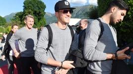 Euro 2016 Germania, inizia il ritiro in Svizzera: che folla ad Ascona!