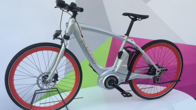 Piaggio Wi-Bike: green ma con tanta tecnologia