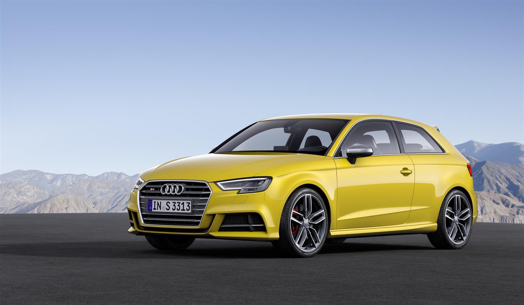 Audi A3/S3 restyling: foto