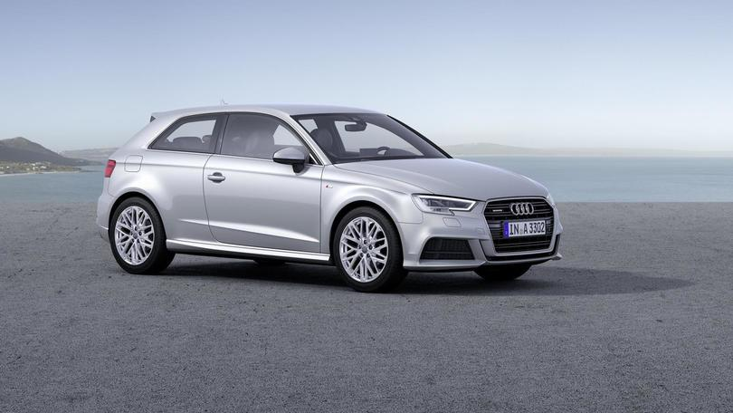 Audi A3 restyling: info e prezzi