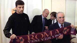 Roma, si ritira Samuel, il Muro dello scudetto: ecco le sue foto più belle degli anni in giallorosso