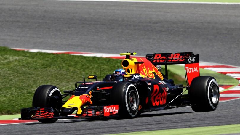 F1, Gp Monaco: Red Bull, in quota è sorpasso sulla Ferrari