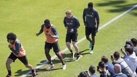Euro 2016, il Belgio al lavoro: Nainggolan ancora a parte
