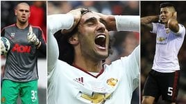 """Manchester United, arriva Mourinho: 10 giocatori """"a rischio"""", occasioni per le italiane"""