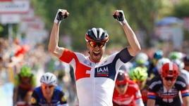Giro, Tappa 17 - Le statistiche di Roger Kluge