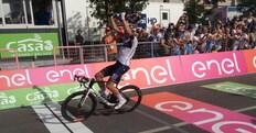 Giro d'Italia, 17ª tappa: vince Kluge, beffato Nizzolo