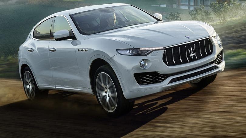 """Maserati Levante, produzione al via e in 550 rientrano dalla """"cassa"""""""