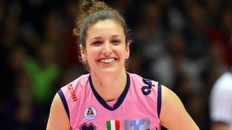 Volley: A1 Femminile,  anche Carlotta Cambi firma per Novara