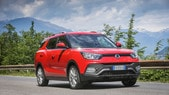 SsangYong XLV, il crossover station per famiglie