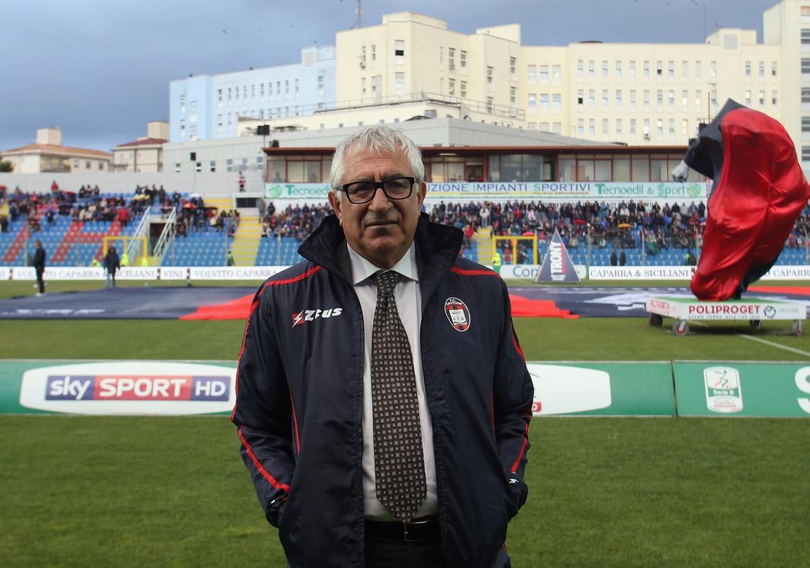Serie A Crotone, Ursino: «Nicola? Mai messo in discussione»