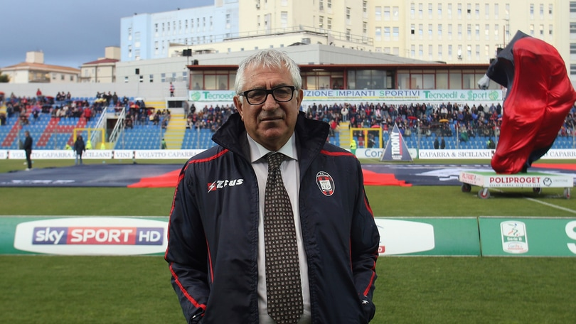 Serie A Crotone, Ursino: «Juventus? Con le big abbiamo sempre fatto bene»