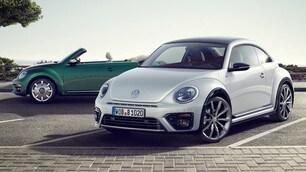 Nuovo Volkswagen Maggiolino: foto