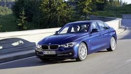 BMW 320d Xdrive, la prova doppia: foto