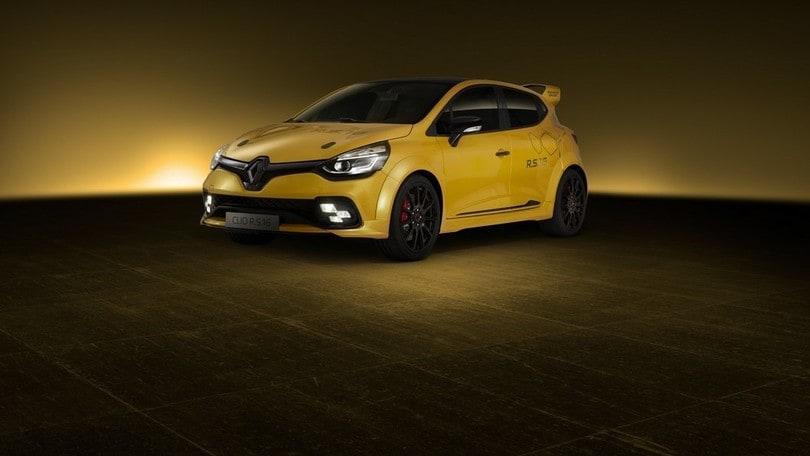 Renault Clio RS 16, iniezione di cavalli