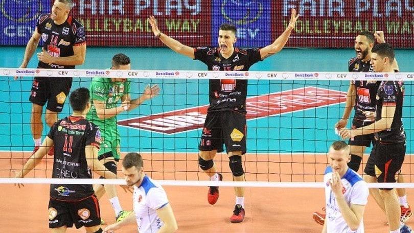 Volley: Champions League, Ufficializzate partecipanti e nuova formula
