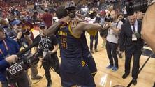 Basket, Nba: Cleveland in finale, primo trionfo a 2,00